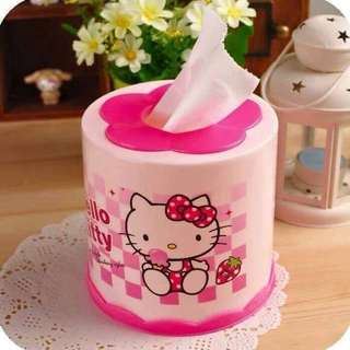 Hello Kitty tissue roll