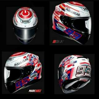 SHOEI PSB APPROVED