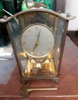 Vintage Germany SCHATZ 400 Days  Anniversary clock