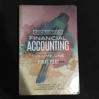 Financial Accounting 2016 Edition