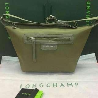 guess and longchamp bag