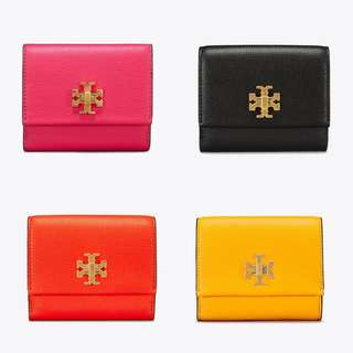 Tory Burch kira foldable medium wallet 4️⃣colours❕