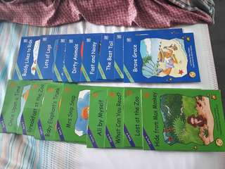 BN - FULL SET Pelangi book Early 3 and Early 4