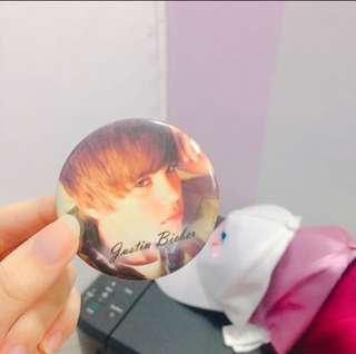 Justin Bieber Badge
