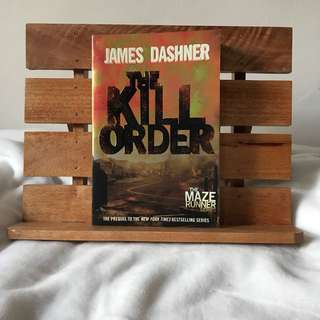 The Kill Order (Mazerunner series)