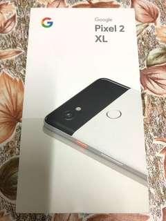 🚚 美版Google Pixel 2 XL 128G 黑白熊貓