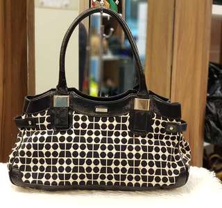 Kate spade Shoulder Bag ❤️BIG SALE P6500 ONLY❤️ In very good condition Bag only Swipe for detailed pics