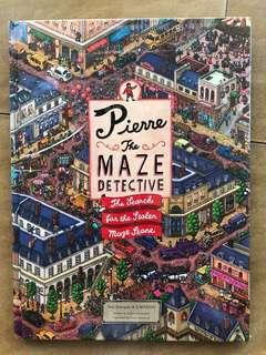 Pierre - Th Maze Detective - The Search for the Stolen Maze Stone