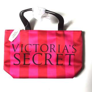 BNWT: Authentic Victoria's Secret Mini Tote Bag