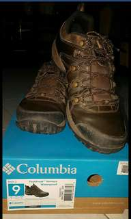 Columbia Waterproof Shoes