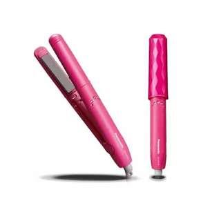 Panasonic EH-HV10K 2-in-1 Hair Straightener & Curler