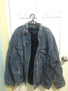 Denim jacket XL