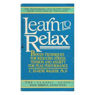 C. Eugene Walker - Learn To Relax