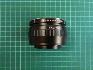🚚 BN DKL-NEX Adapter