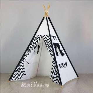 Eleanor Indiana Kids Teepee Tent #winsb