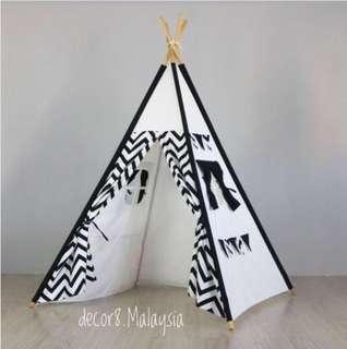 Eleanor Indiana Kids Teepee Tent #winsb