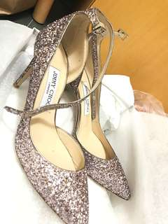 真 Jimmy Choo