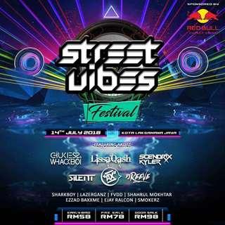 Street Vibes Festival Malacca