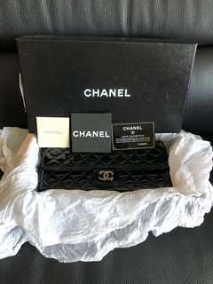 Chanel wallet on chain - 95% New 100% Real