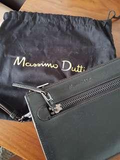 Massimo Dutti Man Clutch