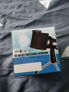 Microphone net / BOP net