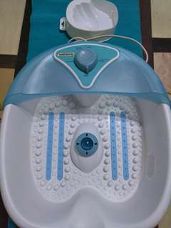 Watsons Bubble Footspa Massager