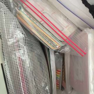 🚚 Scrapbook / Planner Grab Bag