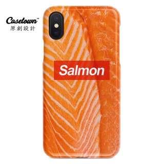 Casetown 三文魚 Salmon 機殻