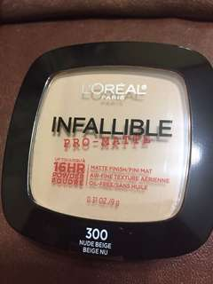 Loreal Infallible Foundation