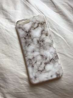 Brand new marble case for iphone 7+