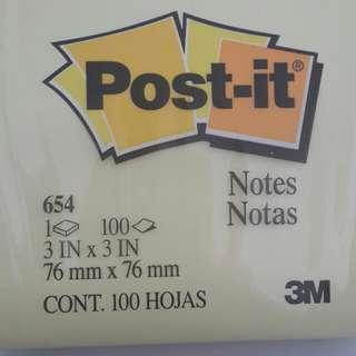 3M Post Its