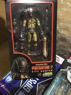 Hiya Toys The Predator City Hunter