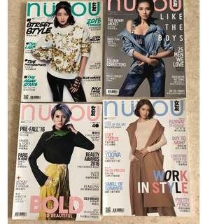 NUYOU 女友magazines