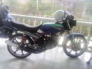 Yamaha RXZ 1993