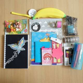 Cute Stationery Bundle