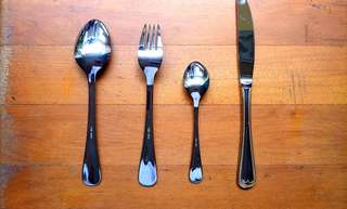 Collector edition cutlery