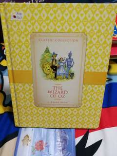The Wizard Of Oz By L. Frank Baum Classic Collection Hardbound Book Original