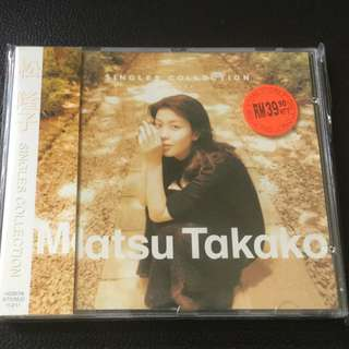 Matsu Takako Single Collecton