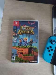 Portal Knights Switch