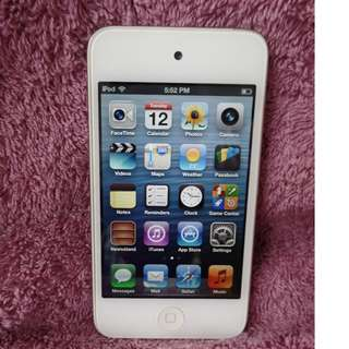 Used but nice condition Ipod Touch 4th gen 8GB, model A1367