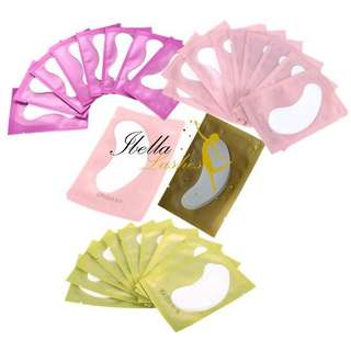🚚 Eyelash Extensions Eye Pads/Mask