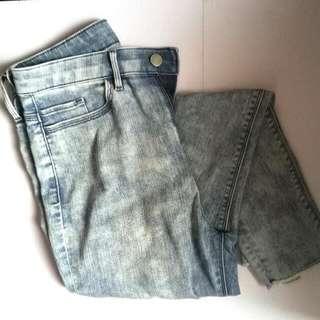 Uniqlo Highwaist Jeans