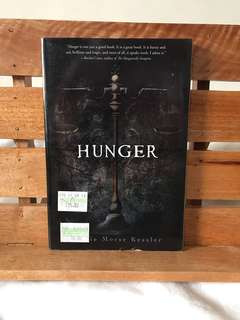 Hunger by Jackie Kessler