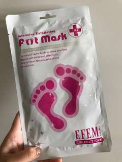 Foot Mask From Taiwan