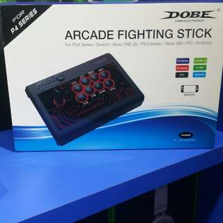 Dobe Arcade Fighting Stick