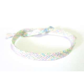Pastel Colourful Friendship Anklet 013
