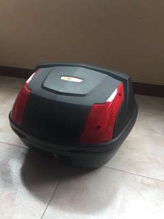 Motorbike box