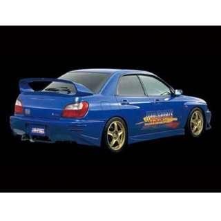 Subaru Impreza Version 7 Zerosports Bodykit