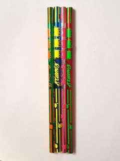 🆕️KiKo 4pk Grey Lead Pencils