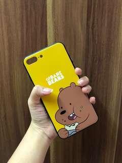 Bears Casing (IPHONE 8+)